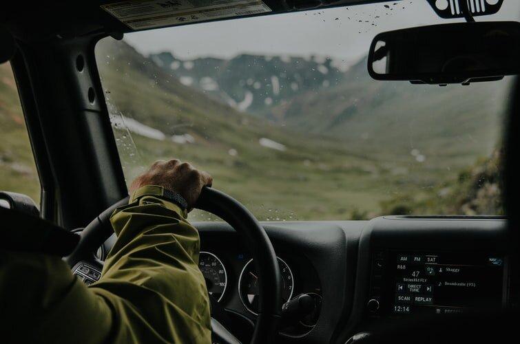 in car radio