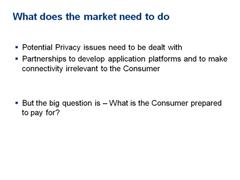 M2M 2.0: Service enabler strategies across multiple home hubs (Vodafone Presentation)