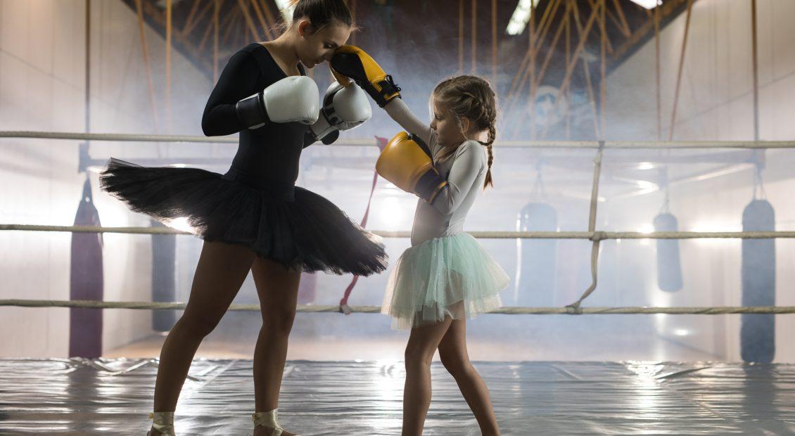 Ballet boxers