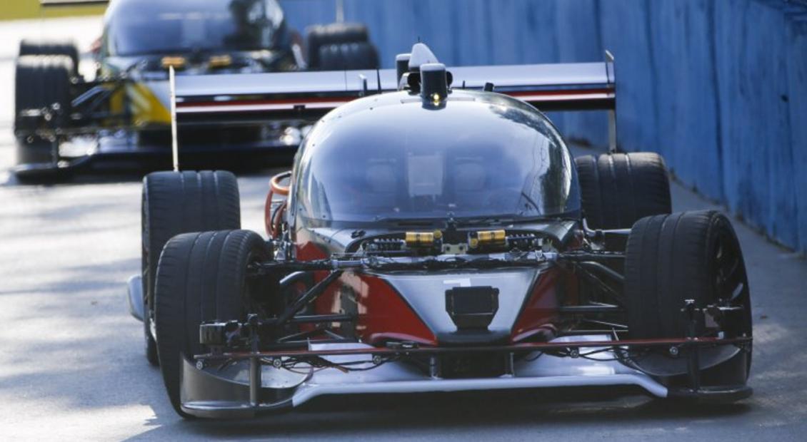 autonomous car race