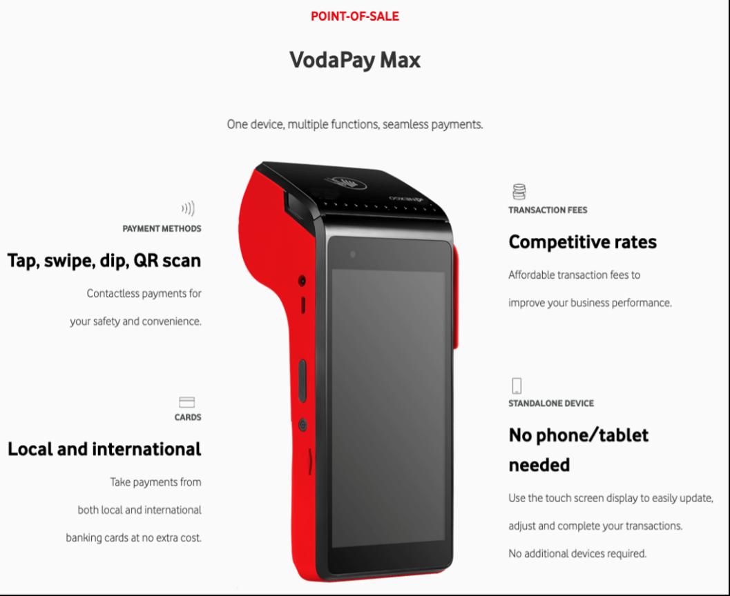VodaPay-Max