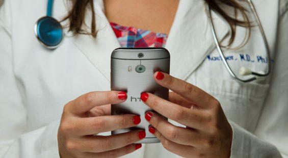 Digital health edge computing