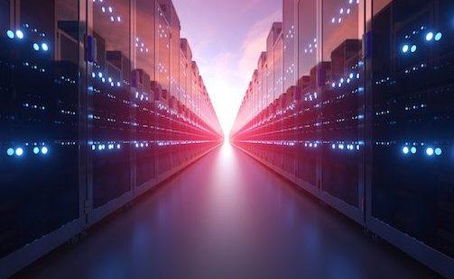 Edge computing data centers